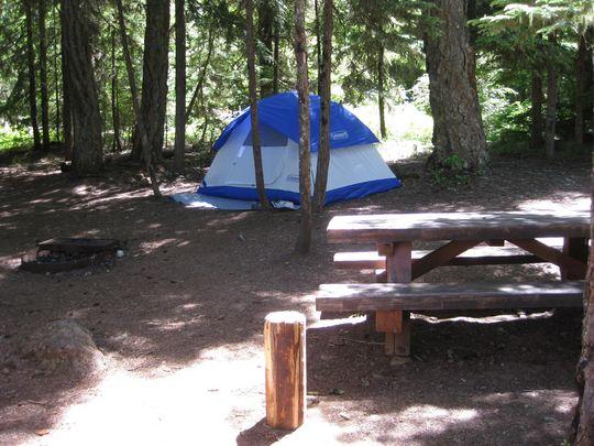 Gone Creek Campground