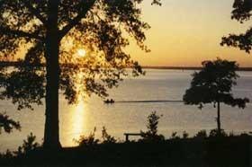 Ray Roberts Lake State Park - Isle du Bois Unit