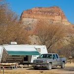 Cottonwood Campground - Big Bend National Park