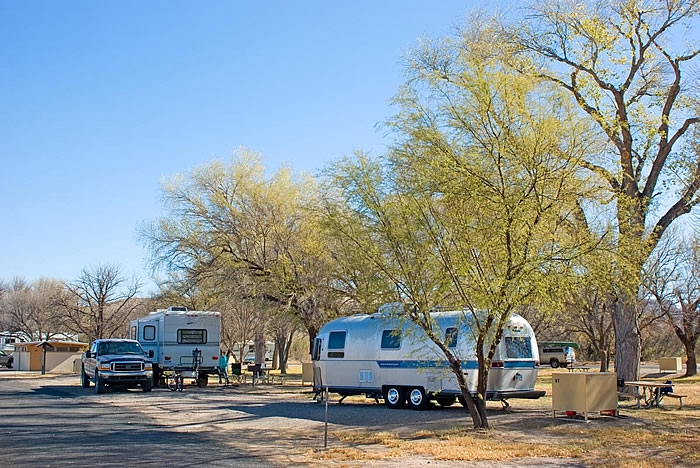 Rio Grande Village Campground - Big Bend National Park