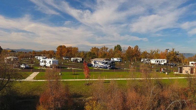 Southern Oregon RV Park